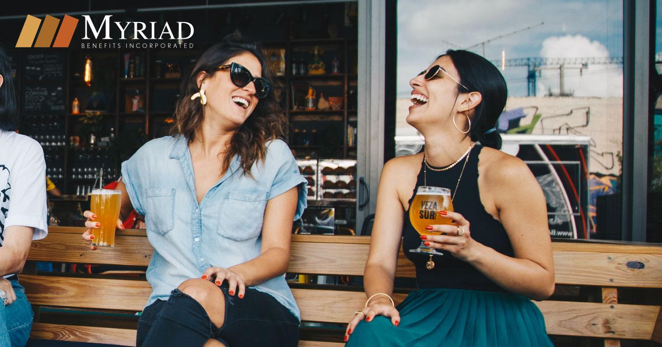 Chicas Tomando Cerveza