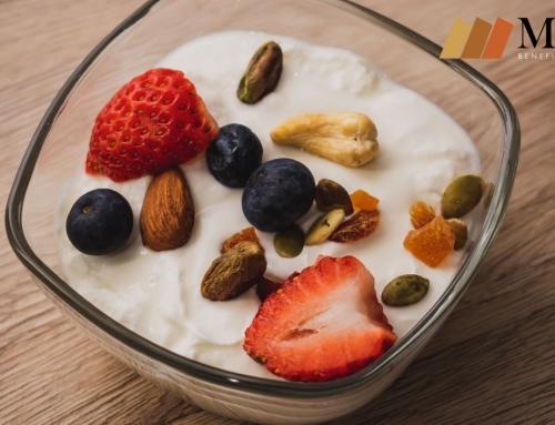 10 beneficios de comer yogur griego a diario